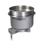 Hatco HWBHRN-11QTD 11 qt Drop-In Soup Warmer w/ Infinite Controls, 208v/1ph