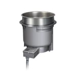Hatco HWBHRN-7QTD 11 qt Drop-In Soup Warmer w/ Infinite Controls, 240v/1ph