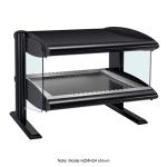 "Hatco HZMH-36 39.9"" Self-Service Countertop Heated Display Shelf - (1) Shelf, 120v"