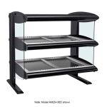 "Hatco HZMH-42D 45.9"" Self-Service Countertop Heated Display Shelf - (2) Shelves, 120v/208v/1ph"