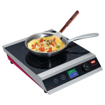 Hatco IRNGPC118SR515 Countertop Commercial Induction Range w/ (1) Burner, 120v