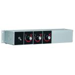 """Hatco RMB-14AI 14"""" Remote Control Box w/ 3"""" Finite & 1 Toggle Switch for 120 V"""