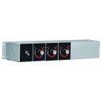 """Hatco RMB-14AJ 14"""" Remote Control Box w/ 3"""" Finite & 1-Toggle Switch for 208v/1ph"""