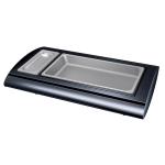 "Hatco SRB-1 31-3/5"" Portable Buffet Warmer w/ Full Size Pan, 120 V"