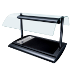 Hatco SRBW-1 Portable Buffet Warmer w/ Top Light, Digital Temp Control & 1-Pan, 800-watt