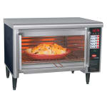 """Hatco TFC-461R/1 53"""" Electric Cheese Melter w/ Infrared Element, Black, 208v/1ph"""