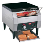 "Hatco TQ-10 Conveyor Toaster - 300 Slices/hr w/ 2"" Product Opening, 240v/1ph"