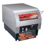 "Hatco TQ-400H Conveyor Toaster - 360-Slices/hr w/ 3"" Product Opening, 208v/1ph"