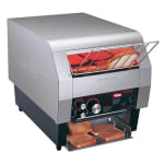 "Hatco TQ-400H Conveyor Toaster - 360-Slices/hr w/ 3"" Product Opening, 240v/1ph"