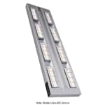 """Hatco UGA-54D6 54"""" Foodwarmer, Dual Ceramic Strip w/ 6"""" Spacing, 240 V"""