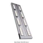 "Hatco UGAH-36D6 36"" Foodwarmer, Dual Ceramic w/ 6"" Spacing, High Watt, 208 V"