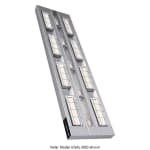 """Hatco UGAL-18D6 18"""" Foodwarmer, 2-Ceramic w/ 6"""" Space & Lights, 240 V"""