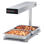 "Hatco UGFFB-120-T-QS 12.75"" Ultra-Glo™ Portable Fry Warmer Dump Station - Rod-Type, 120v"
