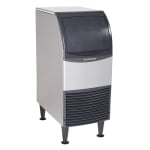 "Scotsman CU0415MA-1 38""H Full Cube Undercounter Ice Maker - 58 lb/day, Air Cooled"