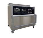 Master-bilt OMC-122SS-A Milk Cooler w/ Side Access - (1368) Half Pint Carton Capacity, 115v