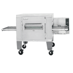 "Lincoln 1400-FB1E 78"" Electric Conveyor Oven - 208v/3ph"