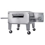 "Lincoln 3240-3N 78"" Impinger Triple Conveyor Oven - NG"