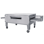 """Lincoln 3270-2 109.7"""" Impinger Double Conveyor Oven - NG"""