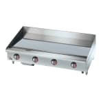 """Star 548CHSF 48"""" Electric Griddle - Thermostatic, 1"""" Chrome Plate, 208v/1ph"""