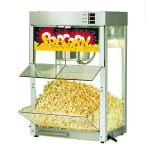 Star 86SS Popcorn Popper, Self-Serve, 8 oz Kettle, (170) 1 oz Servings