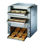 "Star DT14 1000-Slices/hr w/ 14""W Belt, 240v/1ph"