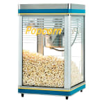 Star G18-Y 18-oz Popcorn Machine, Infrared Heat Lamp, 240v/1ph