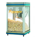 Star G8-Y Galaxy Popper 8 oz Popcorn Machine, (170) 1 oz Servings