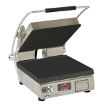 Star PST14IGT Commercial Panini Press w/ Cast Iron Grooved Top/Smooth Bottom Plates, 208v/1ph