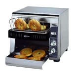 "Star QCS1-500B Conveyor Toaster - 500-Slices/hr w/ 10""W Belt, 120v"