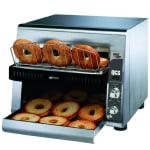 "Star QCS3-1600B Conveyor Toaster - 1600-Slices/hr w/ 14""W Belt, 240v/1ph"