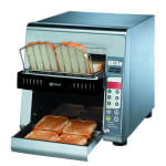 Star QCSE2-800 Conveyor Toaster, Electronic Controls, 800 Slices/Hr, 240v