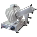 "Univex 6612M Manual Slicer w/ 12"" Blade, Variable Slice Thickness, Sharpener, 115v"