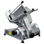 "Univex 7512 Manual Angle Feed Duro Slicer, 12"" Diam. Knife, 115v"