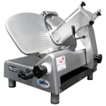 "Univex 8713S Variable Speed Automatic Slicer w/ 13"" Knife, Sharpener, 115v"