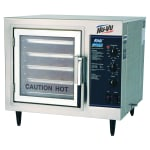 NU-VU XO-1M Half-Size Countertop Convection Oven, 240v/1ph