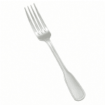 Winco 0033-11 European Table Fork, Extra Heavy, 18/8 SS, Oxford Design