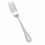 Winco 0036-05 Dinner Fork, 18/8 Stainless Steel, Extra Heavy, Deluxe Pearl