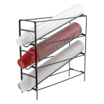 Winco CDR-3 3 Tier Cup Dispensing Rack