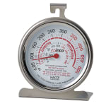 "Winco TMT-OV3 3"" Dial Type Oven Thermometer, Temp Range 50 to 500-F"