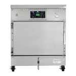 Winston HA4507 1/2 Height Insulated Mobile Heated Cabinet w/ (4) Pan Capacity, 120v