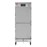 Winston HL4522-AL Full Height Mobile Heated Cabinet w/ (14) Pan Capacity, 120v