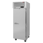 "Turbo Air PRO-26R-PT-N 29"" Single Section Pass-Thru Refrigerator, (2) Solid Doors, 115v"