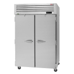 """Turbo Air PRO-50R-PT-N 52"""" Two Section Pass-Thru Refrigerator, (4) Solid Doors, 115v"""
