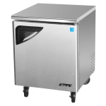 Turbo Air TUF-28SD 7-cu ft Undercounter Freezer w/ (1) Section & (1) Door, 115v