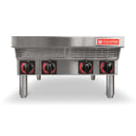 CookTek MC17004-200 Countertop Commercial Induction Range w/ (2) Burners, 208v/3ph
