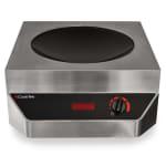 CookTek 606001 Countertop Commercial Induction Wok Unit, 200 240v/1ph