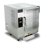 Accutemp P61201E060SGL Gas Floor Model Steamer w/ (6) Full Size Pan Capacity, LP