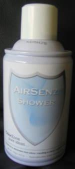 Control Zone F013 AirSenz Fragrances, 6 oz, Covers 6000 cu.ft. -  Shower