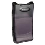 San Jamar H5000PTBK Wall-Mount 500 Minifold Napkin Dispenser, Black Pearl