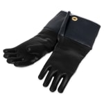"San Jamar T1217 Neoprene Glove, 17"", Fully Insulated, Pair"